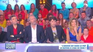 Caroline Ithurbide dans Touche pas à mon Poste - 10/06/15 - 07