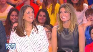 Caroline Ithurbide dans Touche pas à mon Poste - 19/05/15 - 32