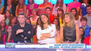 Caroline Ithurbide dans Touche pas à mon Poste - 19/05/15 - 44