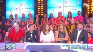 Caroline Ithurbide dans Touche pas à mon Poste - 19/05/15 - 52