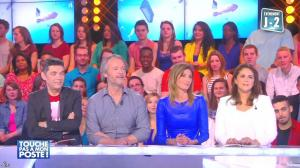 Caroline Ithurbide dans Touche pas à mon Poste - 20/04/15 - 02