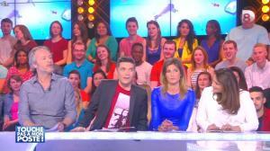 Caroline Ithurbide dans Touche pas à mon Poste - 20/04/15 - 13