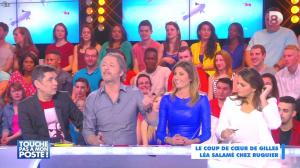 Caroline Ithurbide dans Touche pas à mon Poste - 20/04/15 - 14