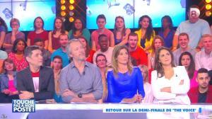 Caroline Ithurbide dans Touche pas à mon Poste - 20/04/15 - 19