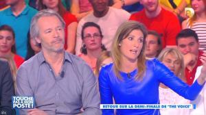 Caroline Ithurbide dans Touche pas à mon Poste - 20/04/15 - 20