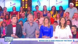 Caroline Ithurbide dans Touche pas à mon Poste - 20/04/15 - 21