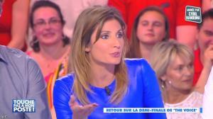 Caroline Ithurbide dans Touche pas à mon Poste - 20/04/15 - 22