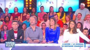 Caroline Ithurbide dans Touche pas à mon Poste - 20/04/15 - 24