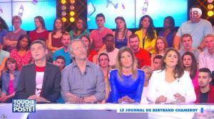 Caroline Ithurbide dans Touche pas à mon Poste - 20/04/15 - 25