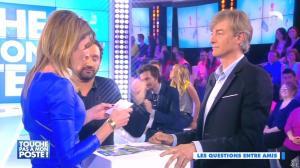 Caroline Ithurbide dans Touche pas à mon Poste - 20/04/15 - 31