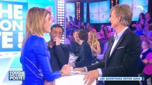 Caroline Ithurbide dans Touche pas à mon Poste - 20/04/15 - 32