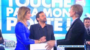 Caroline Ithurbide dans Touche pas à mon Poste - 20/04/15 - 33