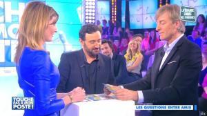 Caroline Ithurbide dans Touche pas à mon Poste - 20/04/15 - 35