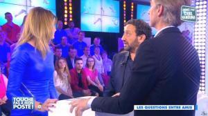 Caroline Ithurbide dans Touche pas à mon Poste - 20/04/15 - 36