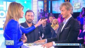 Caroline Ithurbide dans Touche pas à mon Poste - 20/04/15 - 38