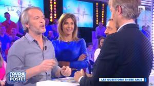 Caroline Ithurbide dans Touche pas à mon Poste - 20/04/15 - 40