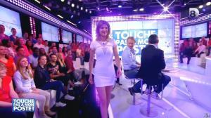 Caroline Ithurbide dans Touche pas à mon Poste - 22/04/15 - 05