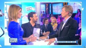 Caroline Ithurbide dans Touche pas à mon Poste - 22/04/15 - 08