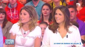 Caroline Ithurbide dans Touche pas à mon Poste - 22/04/15 - 09