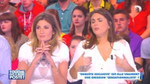 Caroline Ithurbide dans Touche pas à mon Poste - 22/04/15 - 11