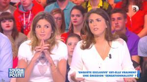 Caroline Ithurbide dans Touche pas à mon Poste - 22/04/15 - 12