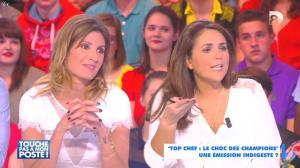 Caroline Ithurbide dans Touche pas à mon Poste - 22/04/15 - 13