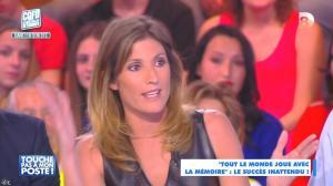 Caroline Ithurbide dans Touche pas à mon Poste - 23/04/15 - 06