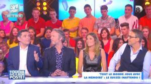 Caroline Ithurbide dans Touche pas à mon Poste - 23/04/15 - 07