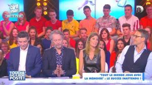 Caroline Ithurbide dans Touche pas à mon Poste - 23/04/15 - 08