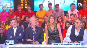 Caroline Ithurbide dans Touche pas à mon Poste - 23/04/15 - 11