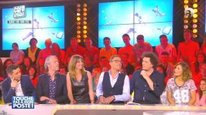 Caroline Ithurbide dans Touche pas à mon Poste - 23/04/15 - 14