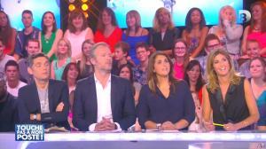 Caroline Ithurbide dans Touche pas à mon Poste - 24/06/15 - 01