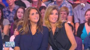 Caroline Ithurbide dans Touche pas à mon Poste - 24/06/15 - 02
