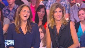 Caroline Ithurbide dans Touche pas à mon Poste - 24/06/15 - 05