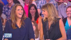 Caroline Ithurbide dans Touche pas à mon Poste - 24/06/15 - 06