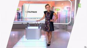 Caroline Roux dans C Politique - 20/09/15 - 02