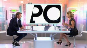 Caroline Roux dans C Politique - 20/09/15 - 04