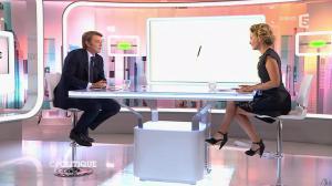 Caroline Roux dans C Politique - 20/09/15 - 05
