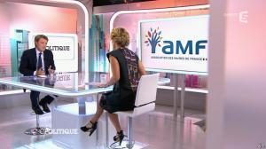 Caroline Roux dans C Politique - 20/09/15 - 06