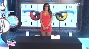 Claudia Romani dans Secret Story - 11/09/15 - 02