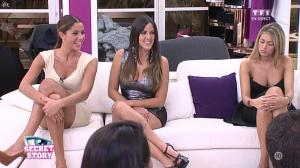Claudia Romani dans Secret Story - 18/09/15 - 02