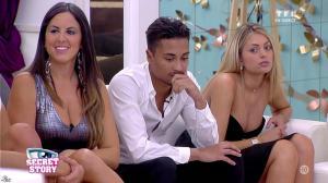 Claudia Romani dans Secret Story - 18/09/15 - 04