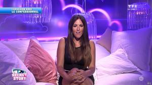 Claudia Romani dans Secret Story - 28/08/15 - 01