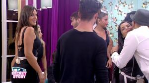 Claudia Romani dans Secret Story - 28/08/15 - 04