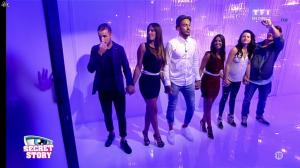 Claudia Romani dans Secret Story - 28/08/15 - 05