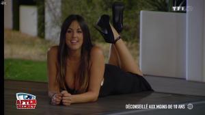 Claudia Romani dans Secret Story l'After - 22/08/15 - 02
