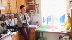 Cristina Cordula dans Nouveau Look pour une Nouvelle Vie - 10/08/15 - 02