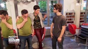 Cristina Cordula dans Nouveau Look pour une Nouvelle Vie - 10/08/15 - 10