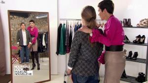 Cristina Cordula dans Nouveau Look pour une Nouvelle Vie - 17/08/15 - 09
