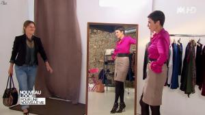 Cristina Cordula dans Nouveau Look pour une Nouvelle Vie - 17/08/15 - 11